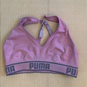 2/$25 - PUMA Sports Bra (pads are missing) - M